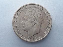 Spanyolország 100 Pezeta 1983 - Spanyol 100 Pesetas 1983 külföldi pénz, érme