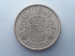 Spanyolország 100 Pezeta 1982 - Spanyol 100 Pesetas 1982 külföldi pénz, érme