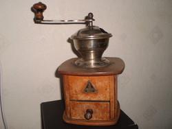 Antik Német Kávédaráló