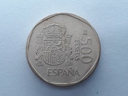 Spanyolország 500 Pezeta 1989 - Spanyol 500 Pesetas 1989 külföldi pénz, érme