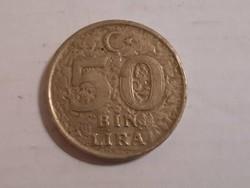Török 50 Bin Líra