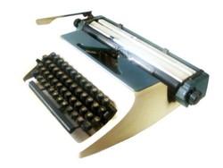 Erika Robotron írógép MOD 41, Made in GDR.