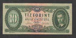 10 forint 1947. EF!! GYÖNYÖRŰ!! RITKA!!!