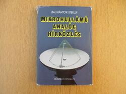 Mikrohullámú analóg hírközlés - Bali-Kántor-Stefler