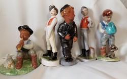 Izsépy,és Bodrogkeresztúri figuràk