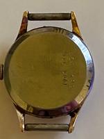 Certina vintage óra szij nélkül aranyozott