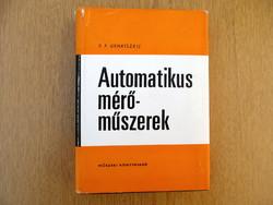 Automatikus mérőműszerek - P. P. Ornatszkij