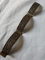 Antik dömötör réz karkötő eladó