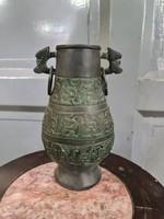 Antik kínai bronz váza