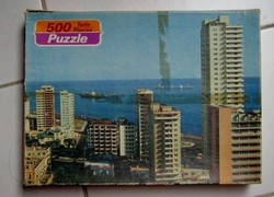Régi Annaberger (DDR) puzzle 70-es évek