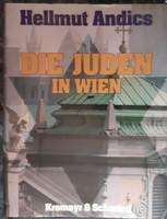 DIE JUDEN IN WIEN  -  JUDAIKA