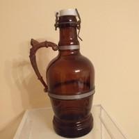 Bajor csatos sörösüveg