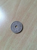Románia 5 Bani 1906