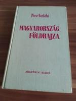Dr. Pécsi Márton, Sárfalvi Béla: Magyarország földrajza 1960