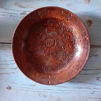 Korondi kerámia falidísz  19 cm