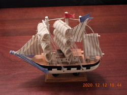 Kishajó, hajó modell