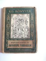 Horváth Károly Dr.: Akvárium, terrarium