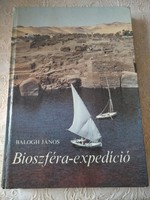 Balogh: Bioszféra expedíció, Ajánljon!