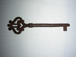 Kovácsoltvas kulcs