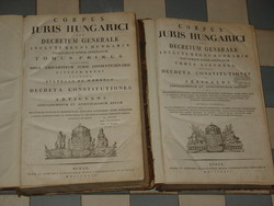 CORPUS JURIS HUNGARICI  1-2.   1822