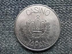 Japán kaszinó zseton 1990 (id46134)