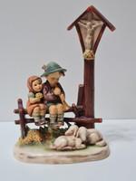 Hummel Goebel #28/III Wayside Devotion TMK3  22,8cm