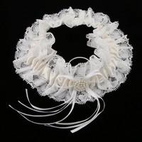 Esküvői, menyasszonyi harisnyakötő ES-HK14
