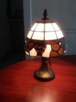 Tiffany asztali dekor lámpa