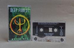 Deep Forest - World Mix - magnókazetta