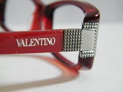 Valentino 5722 burgundi vörös szemüvegkeret