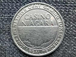 Kanada Niagara Kaszinó zseton (id46123)