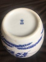Japán porcelán váza.