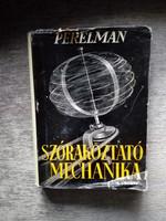 J.I. Perelman: Szórakoztató mechanika (1950)