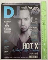 Magyar DJ magazin 2013/9 #7 Hot X Josh Wink Paul Oakenfold Polarize Calvin Harris Lofti Begi