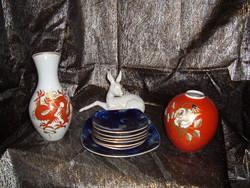 Wallendorfi porcelánok egyben