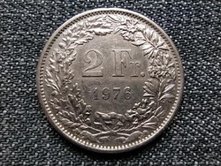 Svájc 2 Frank 1976 (id22730)