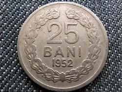 Románia Népköztársaság (1947-1965) 25 Bani 1952 (id31688)