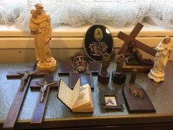 Egyházi tárgyak HAGYATÉKBÓL