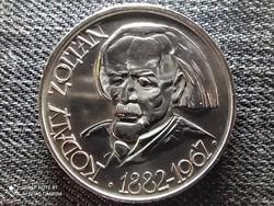 Kodály Zoltán emlékérme-sorozat .750 ezüst 50 Forint 1967 BP BU (id47090)