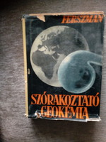 A. E. Ferszman: Szórakoztató geokémia (1950)
