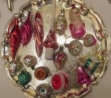 Karácsonyfadisz csomag, retró szépségek