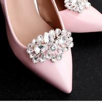 Esküvői, menyasszonyi, alkalmi cipődísz, cipőklipsz ES-CK01