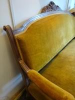 Ülőgarnitúra - ónémet, kényelmes, szívélyes