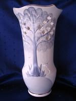 30 cm-es áttört váza