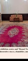 Szőnyeg Iránból, Kirman szőnyeg, 4x5m