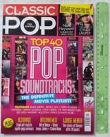 Classic Pop magazin #31 2017/8 Ultravox Nick Heyward Cyndi Lauper Art O Noise Woodmansey Loiuse Jesu