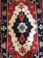 Gyönyörű színvilágú kilim szőnyeg, kelim faliszőnyeg 160*87cm