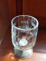 Egyedi likőrös poharak