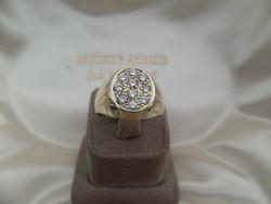 Brilles arany gyűrű