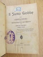 (1905) Il Santo Giobbe - Del Cristianesimo - Racconto Storico (bélyegzett, A Szent Jób)